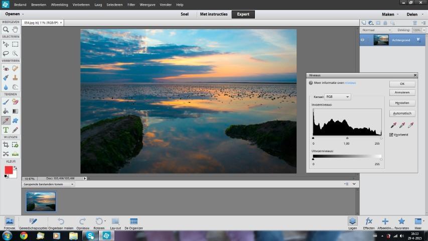 Fotobewerkingscursus Adobe Photoshop Elements