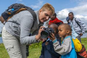 Fotoreis Kenia-Tanzania jachtluipaard op jacht.